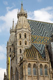 St. Stephen Cathedral Vienna Royalty Free Stock Photos