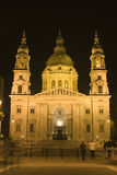 St. Stephen chruch in Budapest Royalty Free Stock Image