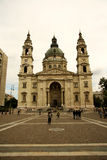 St. Stephen Church in Budapest (Hunagry) Stock Photography