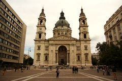 St. Stephen Church in Budapest (Hunagry) Royalty Free Stock Image