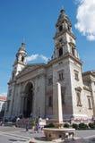 St. Stephen Church Budapest, Hungary Stock Images