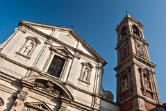 St. Stephen church in Milan Royalty Free Stock Images