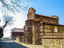 St Stephen Church, 10th century. Old Nessebar, Bulgaria Stock Photography
