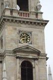 St Stephen Clock royalty free stock photos