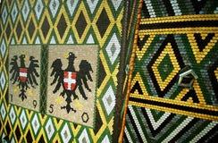 st stephen för domkyrkatak s royaltyfri fotografi