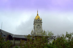 St Stephen iron church Istanbul Stock Photo