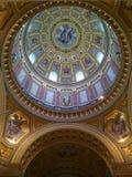 St Stephen katedra Zdjęcia Stock