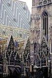 St Stephen kathedraal Royalty-vrije Stock Afbeelding