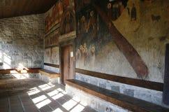St. Stephen kerk in Nessebar. Bulgarije Stock Afbeeldingen