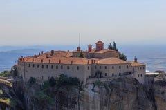 St. Stephen Monastery in Meteora Royalty Free Stock Image
