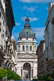 St. Stephen's Basilica Royalty Free Stock Photography