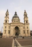St.Stephen's Basilica. Budapest Royalty Free Stock Image