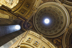 St. Stephen's Basilica, Budapest Royalty Free Stock Photos