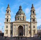 St. Stephen's Basilica, Budapest Stock Image