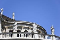 St. Stephen's Basilica, Budapest.  3 Stock Photos