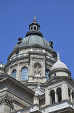 St. Stephen's Basilica, Budapest. 4 Royalty Free Stock Images