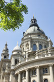 St. Stephen's Basilica, Budapest, Hungary Stock Photos