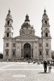 St. Stephen's Basilica, Budapest, Hungary Stock Image