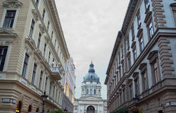 St. Stephen's Basilica in Budapest, Hungary Royalty Free Stock Photography