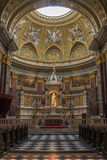 St Stephen's Basilica - Budapest - Hungary Stock Photo