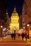 St. Stephen s Basilica Budapest Hungary Stock Photos