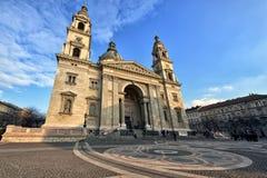 St. Stephen's Basilica, Budapest Royalty Free Stock Photography
