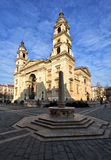 St. Stephen's Basilica, Budapest Stock Photography