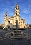 St. Stephen's Basilica, Budapest Stock Photography