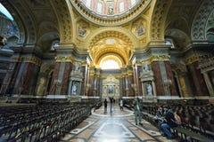 St. Stephen's Basilica, Budapest Royalty Free Stock Image