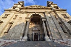 St. Stephen's Basilica, Budapest Royalty Free Stock Photos