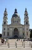 St. Stephen's Basilica, Budapest. 6 Royalty Free Stock Image