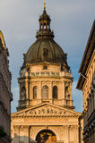 St. Stephen's Basilica Dome, Budapest Stock Images