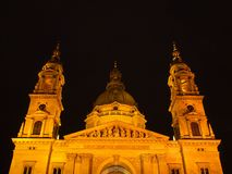 St. Stephen's Basilica Royalty Free Stock Image