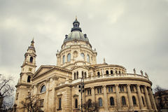 St. Stephen's Basilica Stock Photos