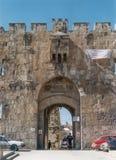 St Stephen ` s brama lub lew brama Zdjęcia Royalty Free
