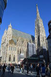St. Stephen`s Cathedral Royalty Free Stock Photo