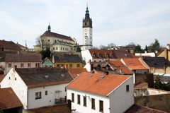 Litomerice, Czech republic Stock Photography