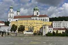 St. Stephen Cathedral, Passau, Germany Royalty Free Stock Image