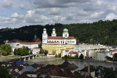 St. Stephen Cathedral, Passau, Germany Royalty Free Stock Photos