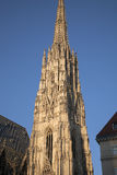 St Stephen`s Cathedral - Stephansdom in Vienna Royalty Free Stock Photos