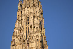 St Stephen`s Cathedral - Stephansdom in Vienna Stock Images