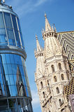 St. Stephen`s Cathedral, Vienna - Austria Royalty Free Stock Image