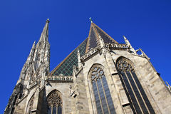 St. Stephen's Cathedral Stock Photo