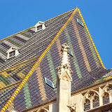 St. Stephen`s Cathedral in Vienna Royalty Free Stock Photography