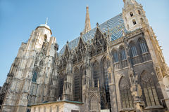 St. Stephen's Cathedral - Vienna Royalty Free Stock Images
