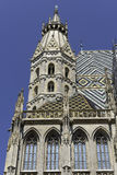 St. Stephen's Cathedral in Vienna, Austria Royalty Free Stock Photography