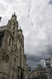 St. Stephen's Cathedral in Vienna, Austria Royalty Free Stock Images