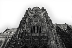 St. Stephen's Cathedral in Vienna, Austria Stock Images