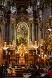 St. Stephen`s Cathedral, Vienna Stock Photo
