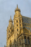 St. Stephen's Cathedral, Vienna Royalty Free Stock Images